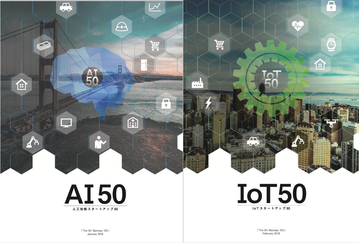 シリコンバレー発、注目の人工知能(AI)スタートアップ50社をまとめた「AI50」発刊